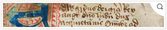 Magna carta  in manuscript book of statues