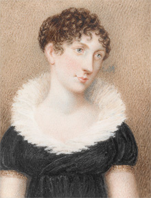 Elizabeth Macquarie, c. 1819