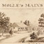 'Molle's Mains, Minto, NSW, the residence of William Howe Esqr. Jan. 1823', in an album of Views of Sydney and Surrounding District