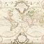 Mappe-monde dressé sur les observations ... de l'Académie Royale des Sciences, et quelques autres, et sur les mémoires les plus récens