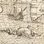Typus Cosmographicus Universalis from Novus orbis regionum. Latin. 1532